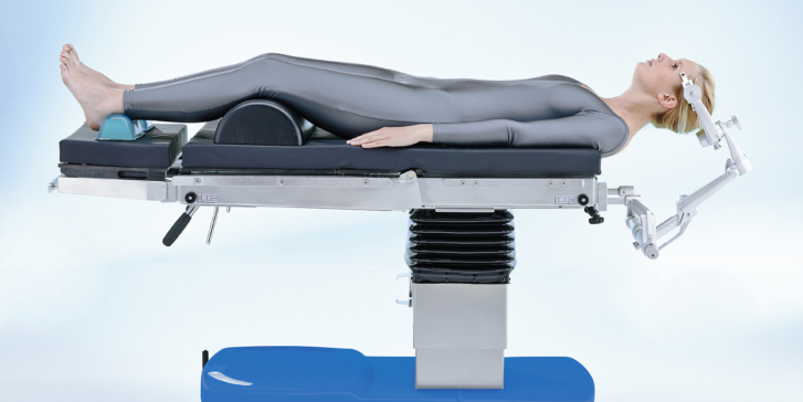 Brandon Medical Anteris Operating table