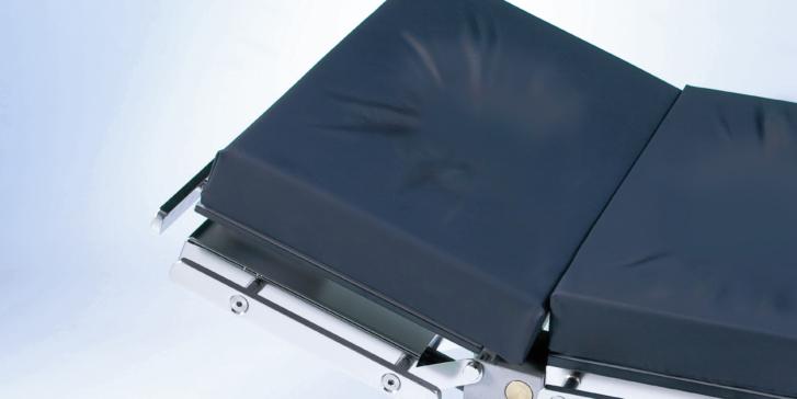 Brandon Medical Anteris Operating table memory foam pads
