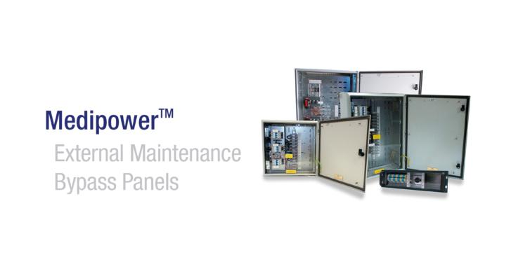 Brandon-Medical-Medipower-External-Maintenance-Bypass-Panels