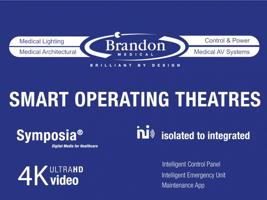 Brandon Medical smart operating theatre range