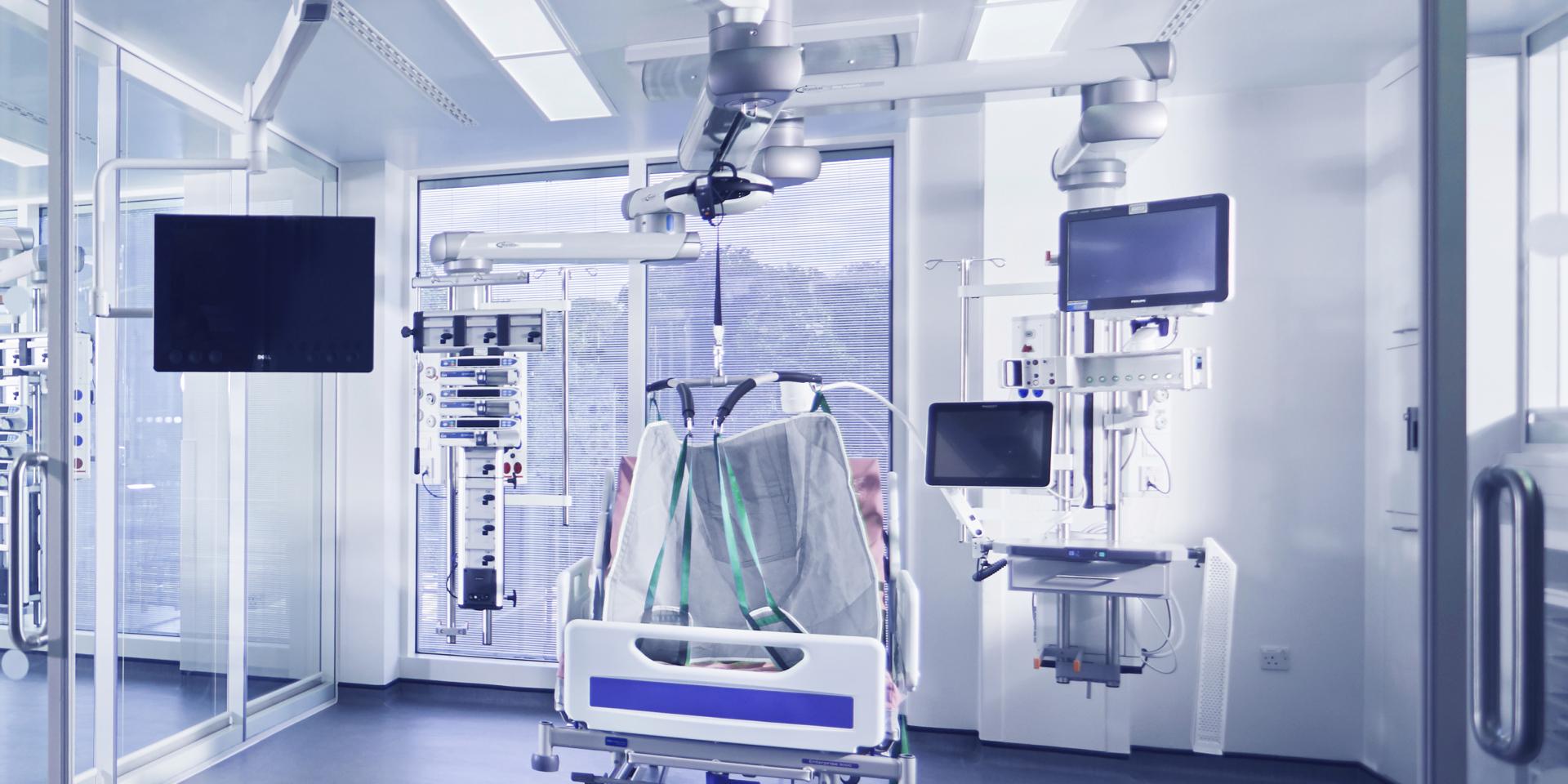 Brandon medical critical care pendants