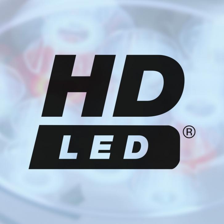 High Definition LED