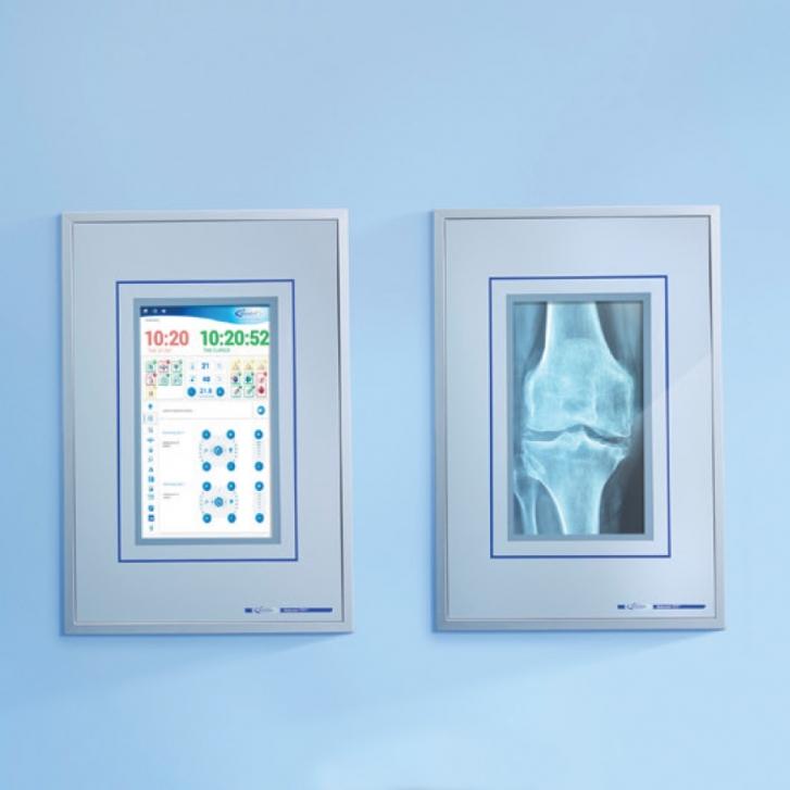 布兰登医疗iTCP智能手术室控制面板-与大楼管理系统通信